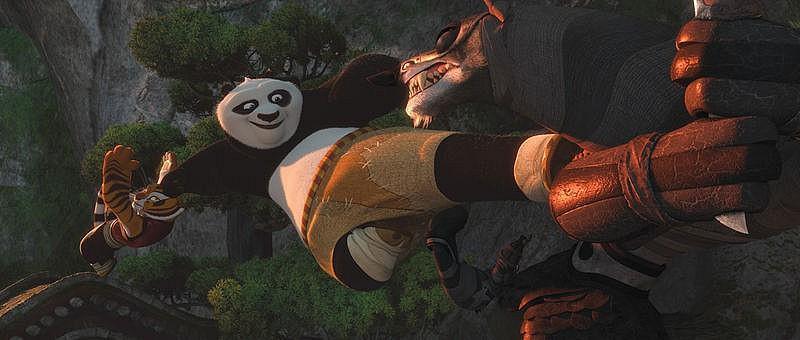 Панда кунг фу игра секс
