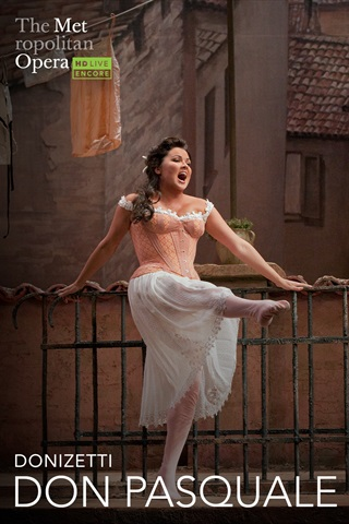 Metropolitan Opera: ДОН ПАСКУАЛЕ