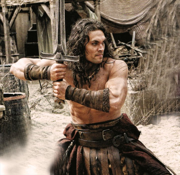 Jason Momoa Movies: Conan The Barbarian