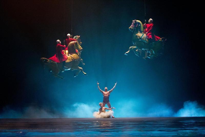 Цирк дю солей сказочный мир 2012  фильмы