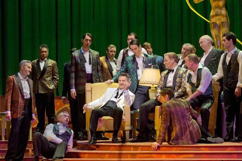 Metropolitan Opera: RIGOLETO