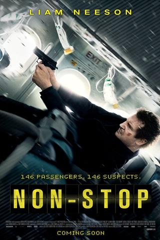 Non-Stop: tiešais reiss