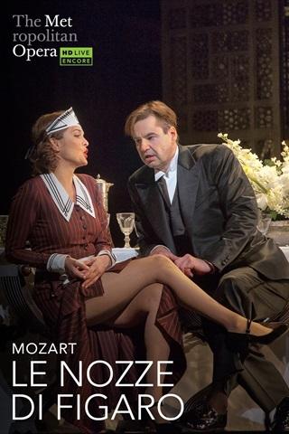 Metropolitan Opera: FIGARO KĀZAS