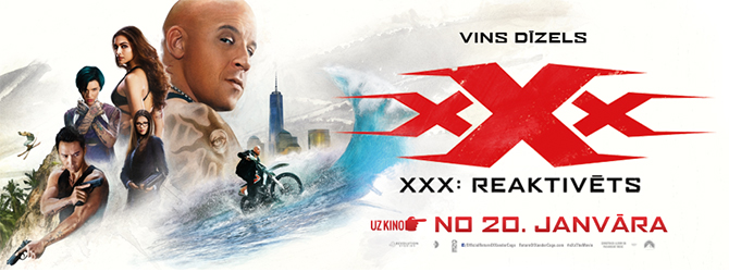 xXx: reaktivēts