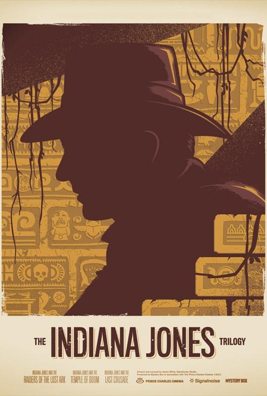 Индиана Джонс. Трилогия