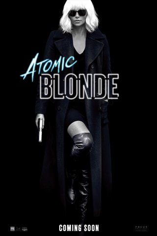 Eksplozīvā blondīne