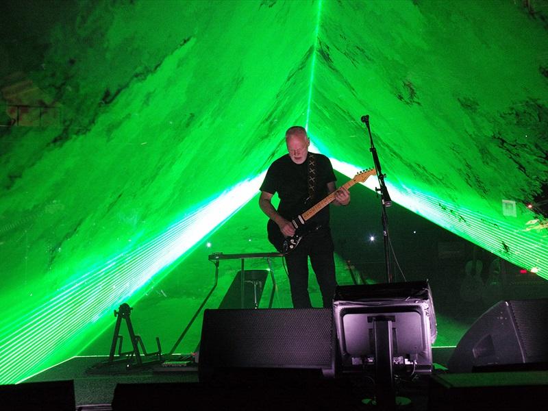 David Gilmour Live At Pompeii Forum Cinemas