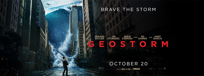 Re: Geostorm: Globální nebezpečí (2017)