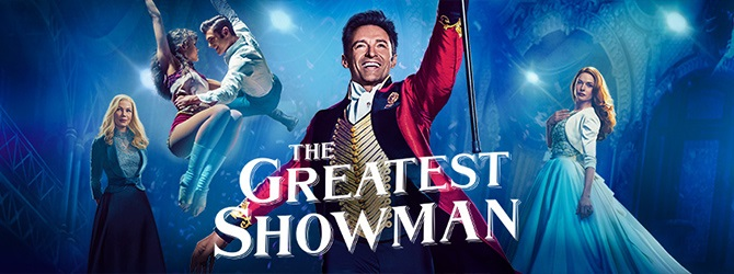 The Greatest Showman [2017]