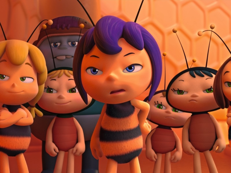 Maya The Bee The Honey Games Forum Cinemas