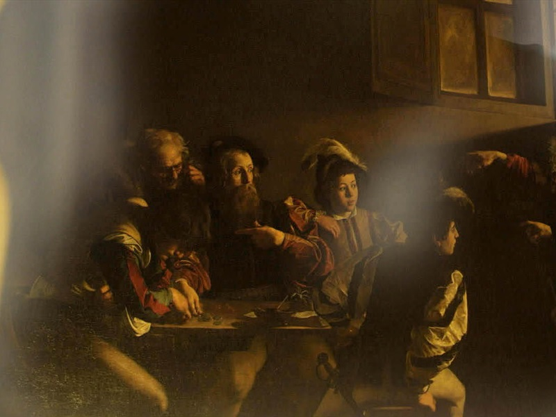 Exhibition: Caravaggio - The Soul and the Blood