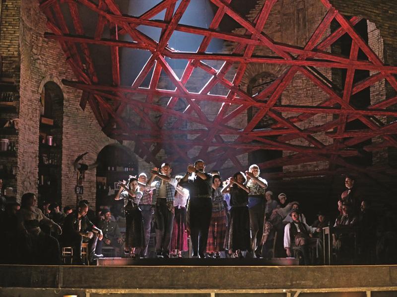 Metropolitan Opera: КАРМЕН