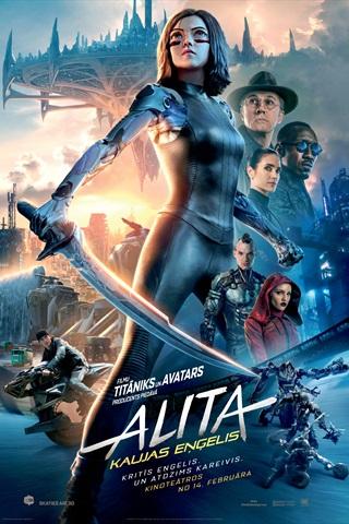 Alita: Kaujas eņģelis