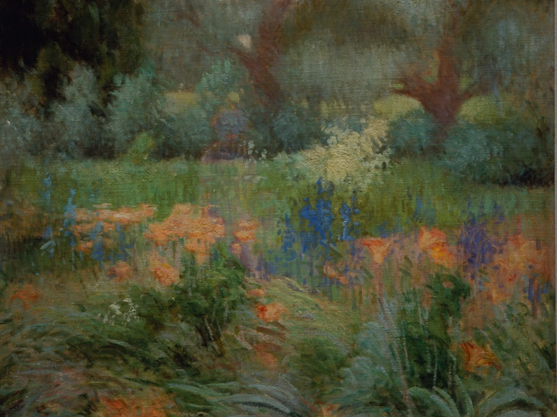 Exhibition | The Artist's Garden: American Impressionism