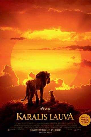 Karalis Lauva
