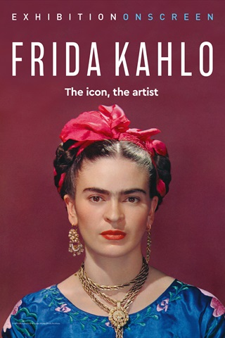 Exhibition On Screen | FRIDA KAHLO