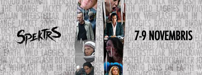 Kinofests SPEKTRS 2