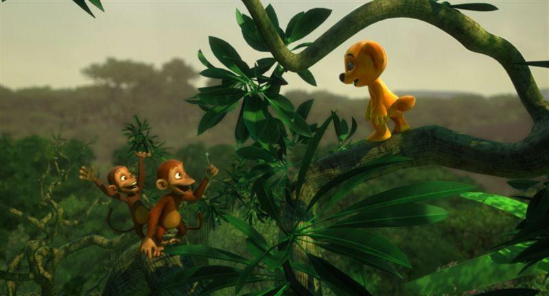 Хуго из джунглей