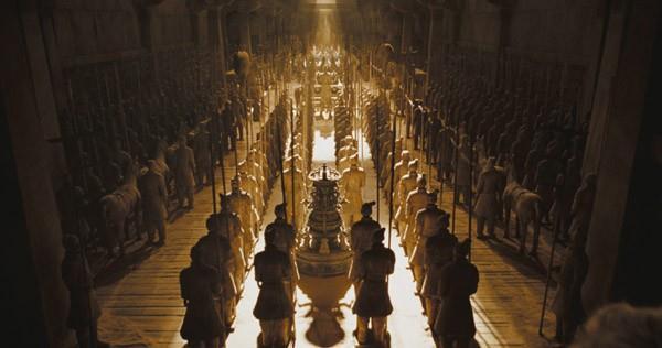 Mūmija: Pūķa imperatora kapenes