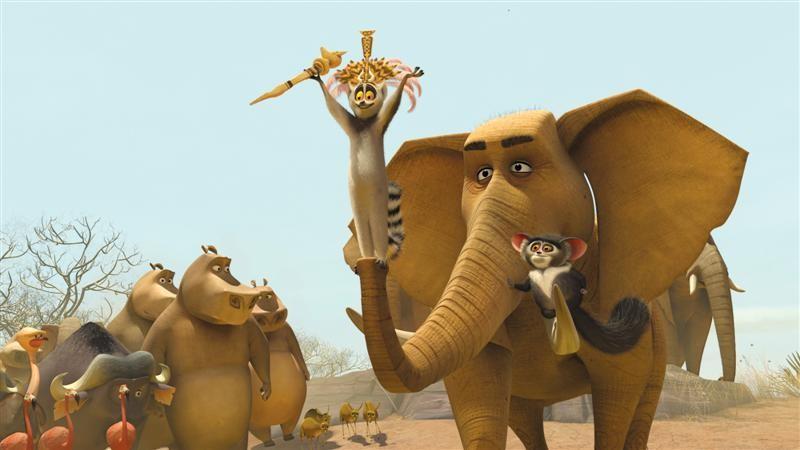 Madagaskara 2