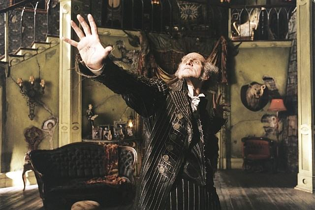 Lemony Snicket's Series of Unfortunate Events