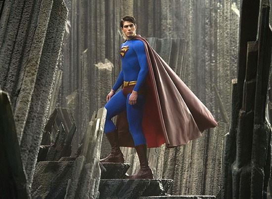Supermens atgriežas