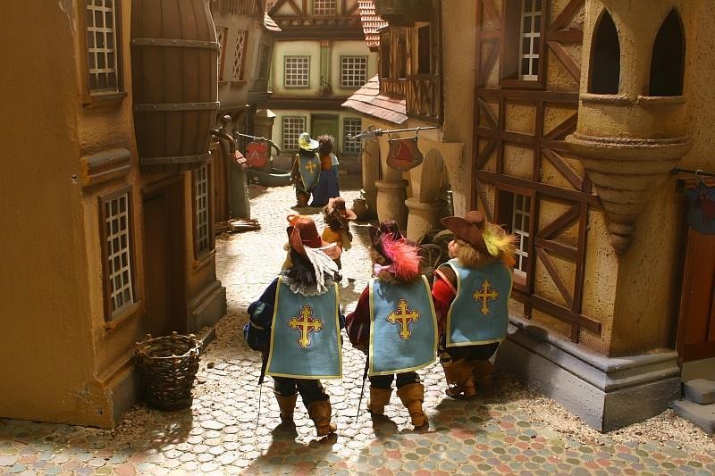 Trīs musketieri