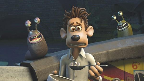 Flushed Away (LV)