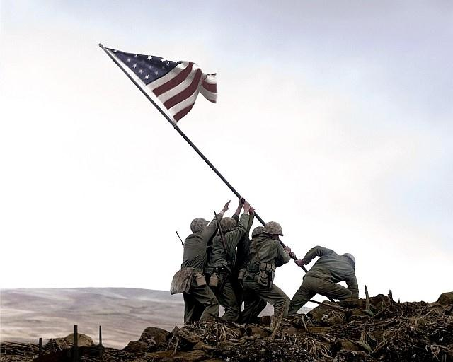 Mūsu tēvu karogi