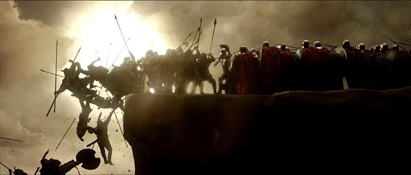 300: The Battle of Thermopylae