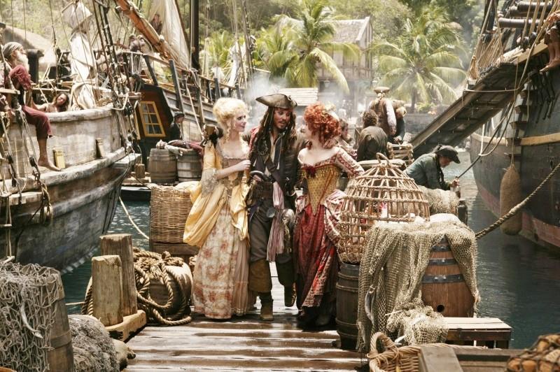 Karību jūras pirāti: pasaules malā