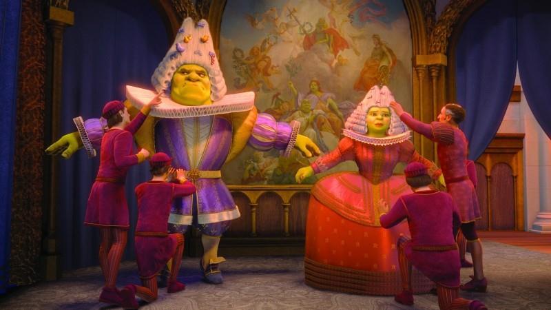 Shrek The Third Lv Forum Cinemas