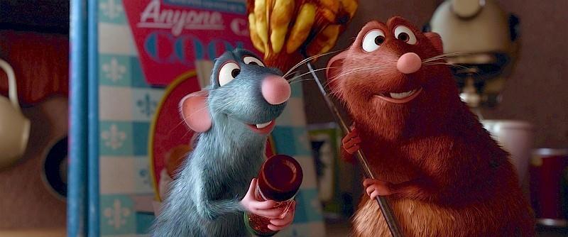 Ratatouille (LV)