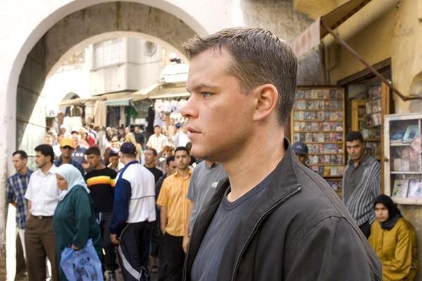 Bourne Ultimatum, The