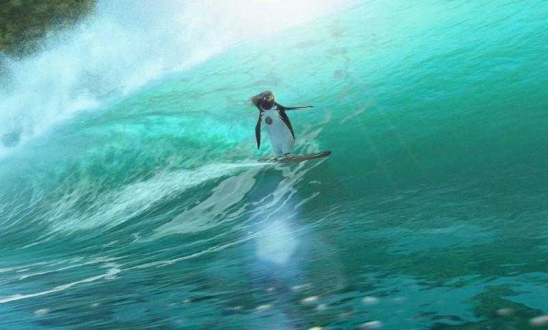 Surf S Up En Forum Cinemas