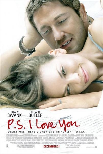 P.S. Es tevi mīlu
