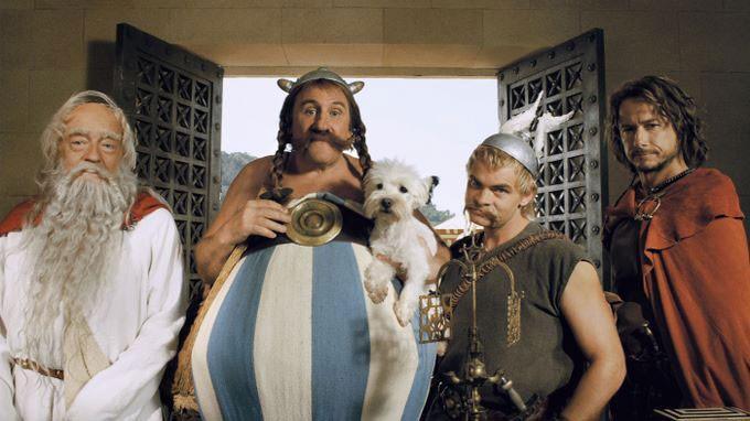 Asterikss Olimpiskajās spēlēs (LV)