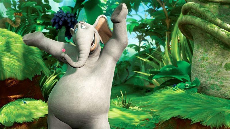 Horton hears a Who (LV)