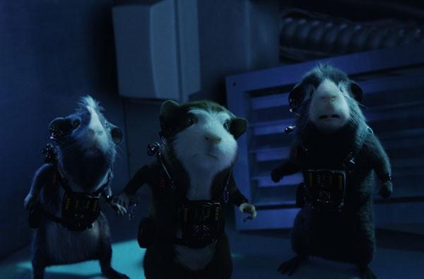 G-Force: Specvienība