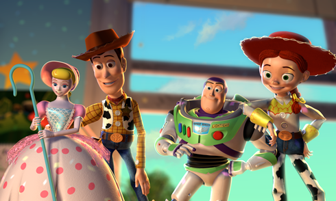 Toy Story 2 3D
