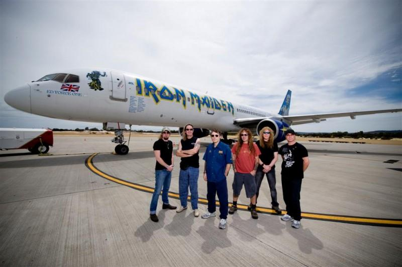 Iron Maiden: REISS NR. 666