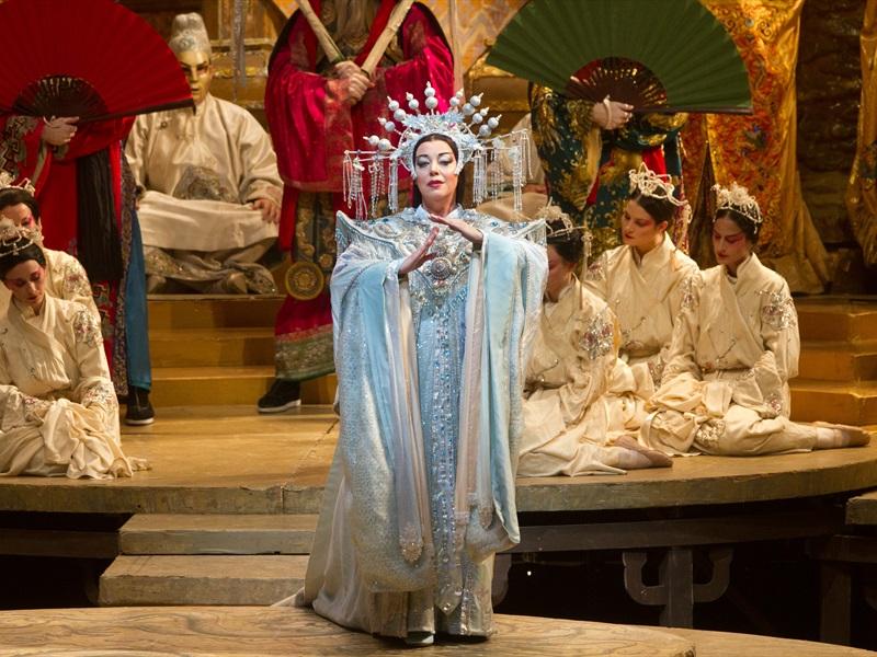 Metropolitan Opera: TURANDOTA