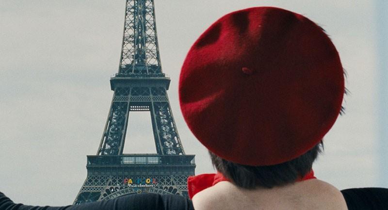 Parīze, es mīlu tevi