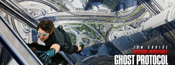 Mission: Impossible - Ghost Protocol   Forum Cinemas