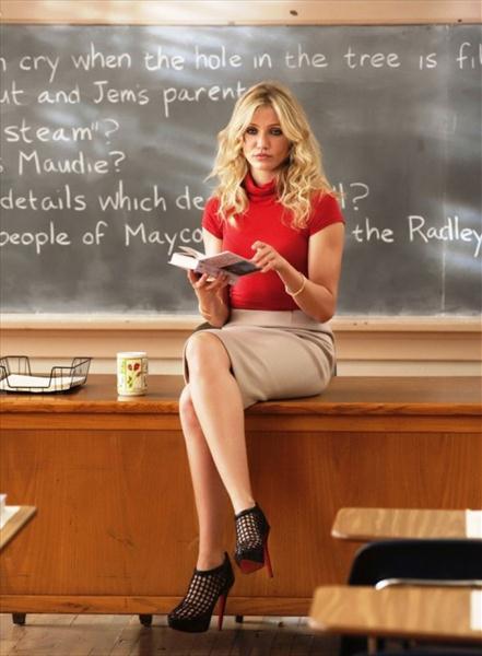 Sliktā skolotāja