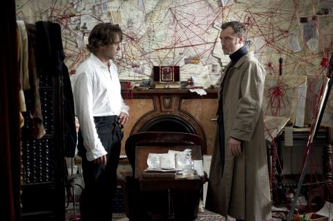 Šerloks Holmss: ēnu spēle