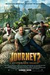 Путешествие 2: Таинственный остров 3D