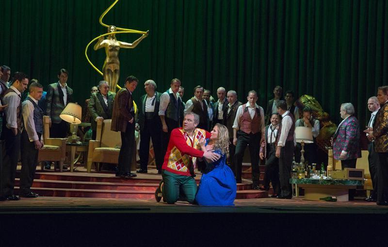 Metropolitan Opera: РИГОЛЕТТО