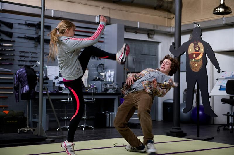 Kick-Ass 2: Jaunie supervaroņi 2