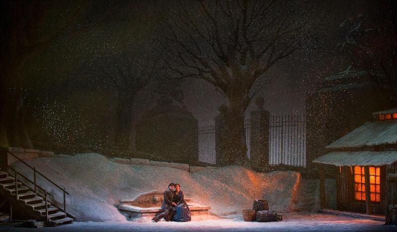 Metropolitan Opera: БОГЕМА